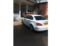 BMW 1 Series Coupe Sport 2009