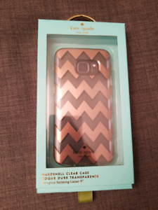 Kate Spade Samsung s7 phone cover