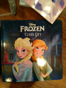 Frozen toy (lot)