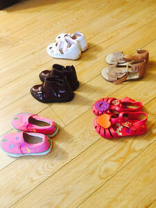 Baby Girl shoes( 1.5-2 years)