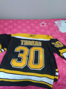 new product 24689 fc240 Boston Bruins Jersey | Buy or Sell Hockey Equipment in ...