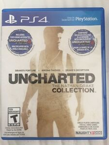 Uncharted  Collection 2016