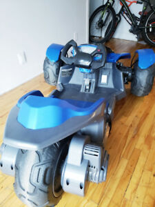 Power wheels boomerang for sale