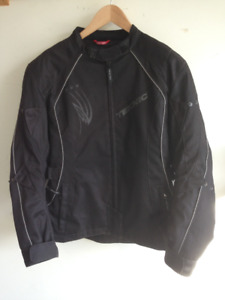 Lady Motorcycle Jacket, Medium
