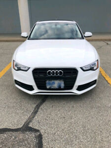 2016 A5 S-Line Coupe Lease TakeOver $585