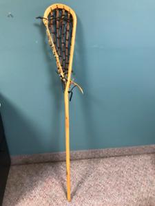 Refurbished Mitchell Bros Lacrosse Player Stick
