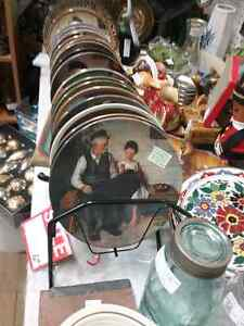 Frogs, plates, pc parts, crates plus 600 booths of more Cambridge Kitchener Area image 2