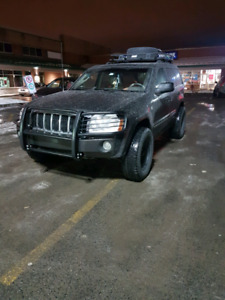 2005 JEEP GRAND CHEROKEE 5.7 LIMITED