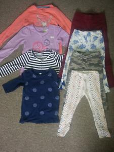 Four 4T Girls Outfits