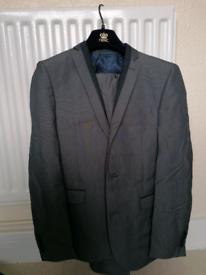 Men's Grey Suit SlimFit