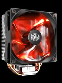 Cooler Master Hyper 212 LED CPU Heat-Sync and Fan System