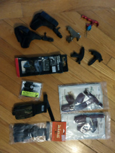 Archery Finger Guard/ Trigger Releases/Accessories
