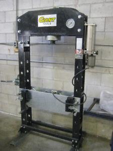 75 Ton H Frame Shop Press