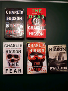 Charlie Higson Young Adult Zombie Book Series