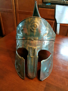 Knights Mask. Cool & Unique.  Benefits SPCA!!