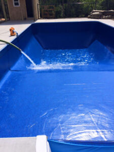 ** Liner Installations ~ Book Now & Enjoy Swimming! **