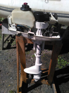 2hp johnson outboard