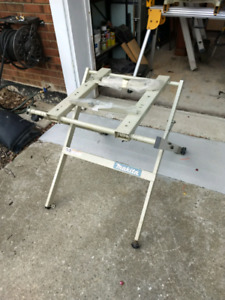 Makita mitre or table saw stand