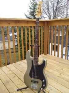 1990's Samick Bass Guitar