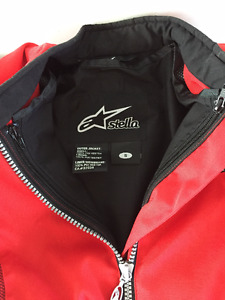 Women's Motorcycle Riding Coat Size Small (new)