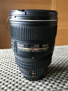 AF-S Zoom-Nikkor 17-35mm f/2.8D IF-ED Nikon Lens