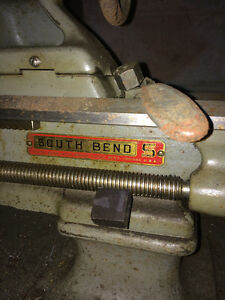 South Bend 9 Model A Lathe