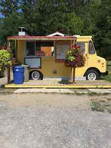 Food Truck in Burnstown for sale