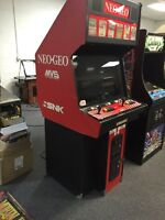 NEO Geo 6 Slot Arcade Machine