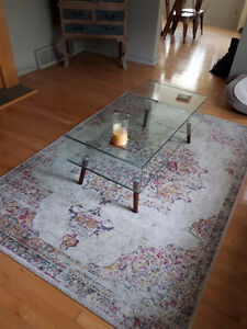 bungalow rose area rug 5 by 8 call text