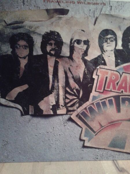 Traveling Wilburys Vol. 1 lp,88,D