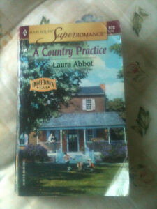 A Country Practice by Laura Abbot - Harlequin super romance