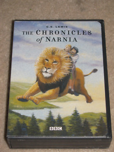 The Chronicles of Narnia (3 Discs)