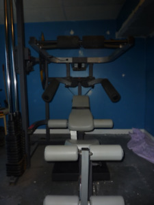 Precor S3.21 Weight/Exercise Gym