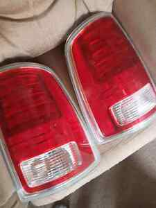Factory led taillights