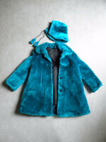 A very good BRAND NEW winter coat with (faux fur )