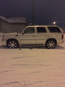 2004 Cadillac Escalade Low KM !! Mint Condition