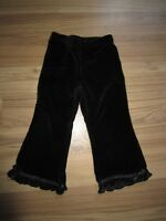 TODDLER GIRLS BLACK PANTS