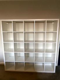 Ikea Kallax 25 Units Bookcase