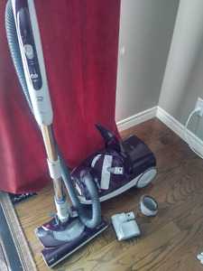 Canister Kenmore Vacuum Cleaner