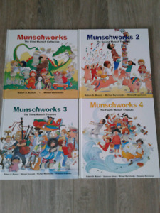 Munschworks book set