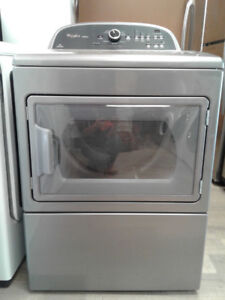 DRYER WHIRPOOL GREY FRONT LOAD