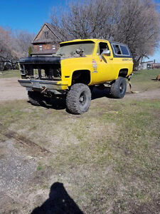 1986 Chevrolet Blazer K5 Other
