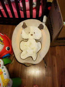 Fisher Price snuggle puppy bouncer