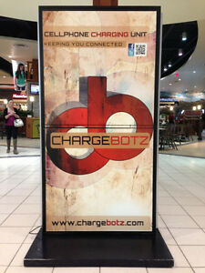 Cell Phone Charging Station!