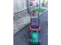 Qualcast lawnmower