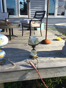 Gone with the wind hurricane lamps