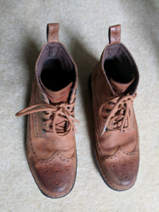 Rockport Ankle Boot (brown, used)