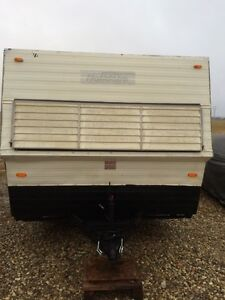 Selling our 1975 holidair trailer