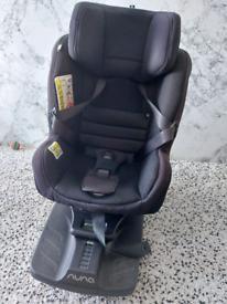 Britax Nuna Rebl Swivel Recline Car Seat Isofix
