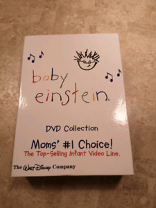 Coffret DVD Baby Einstein